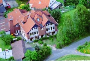 Die Bildungsstätte Himmighausen wie sie mal aussah. Ab Mai 2014 lockt ein renoviertes und modernes Haus mit attraktiven Specials. (Quelle: djoNRW)
